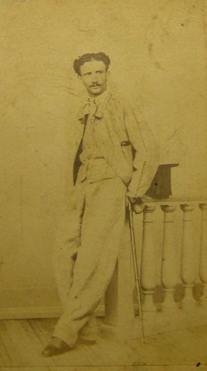 Adriano Cecioni [primi del '900]
