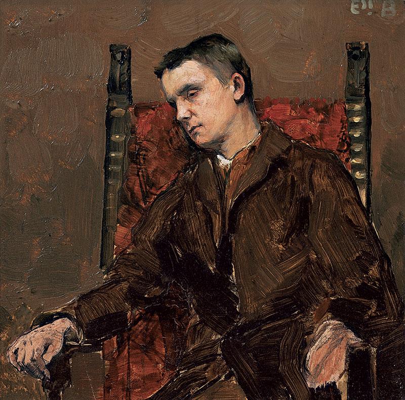 Ernest Bieler, Ritratto di Félix Vallotton.jpg