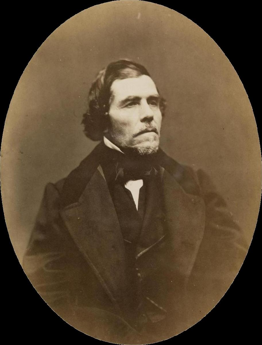 Carjat, Eugène Delacroix [1861-1862]