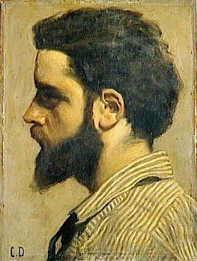 Carolus-Duran, Ritratto di Zacharie Astruc