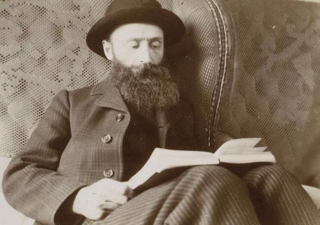 Edouard Vuillard (foto Bibesco)