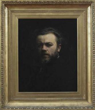 Fantin-Latour, Autoritratto, 1883
