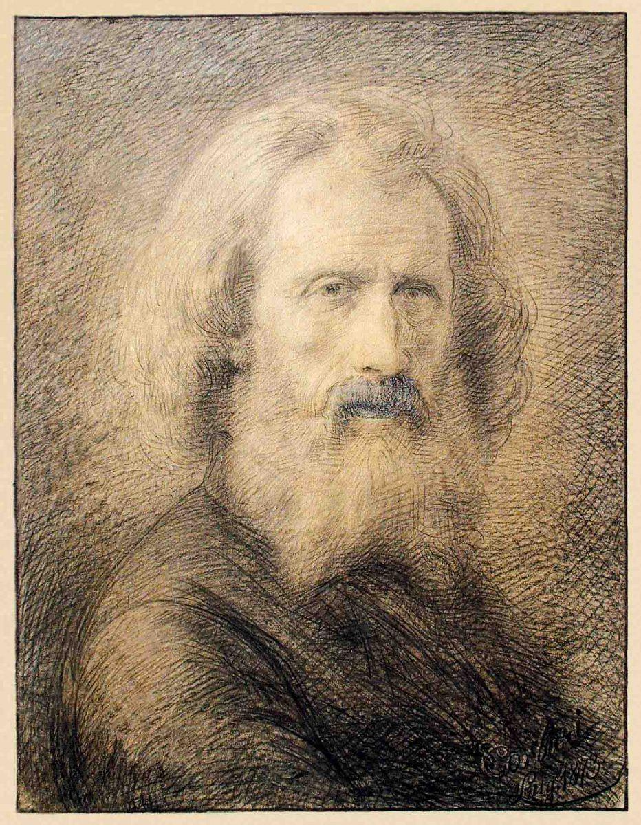 Francesco Corbari, Giovanni Carnovali (detto il Piccio), 1873