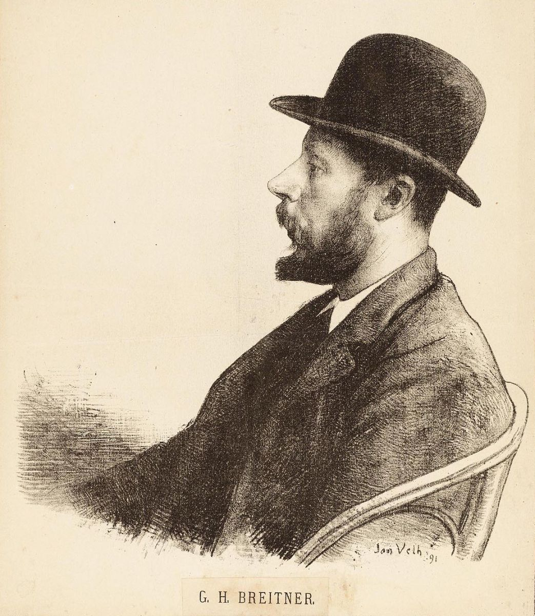 Jan Velh, George Hendrik Breitner [1891]