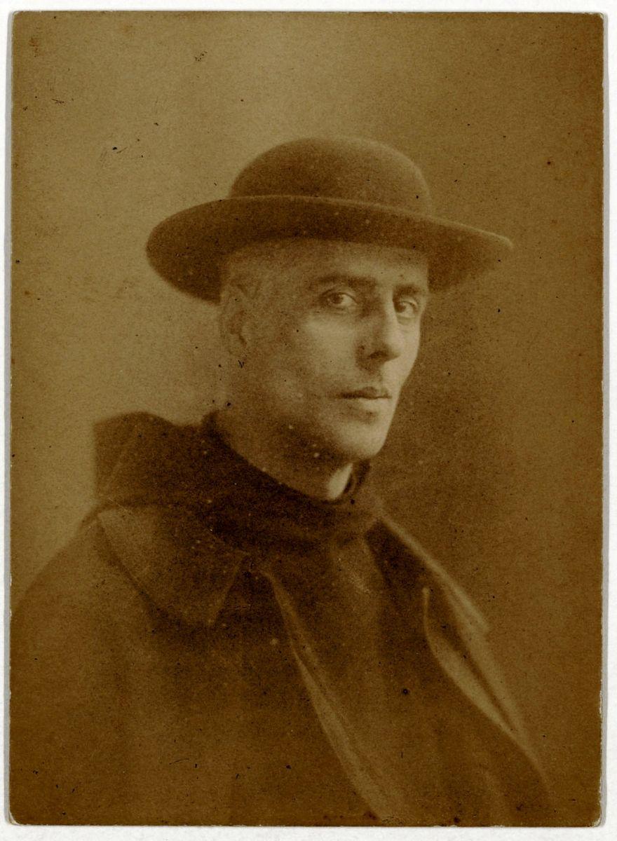 Jan Verkade nel 1912