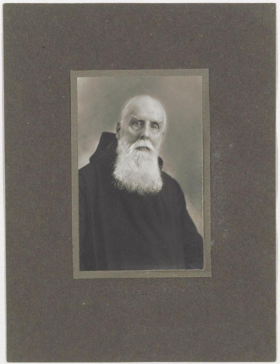 Jan Verkade in età avanzata
