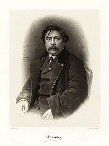 Jean Baptiste Adolphe Lafosse, Thomas Couture [1865-66]