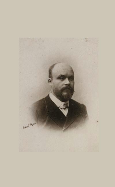Jules Bastien-Lepage, foto Eugène Pirou