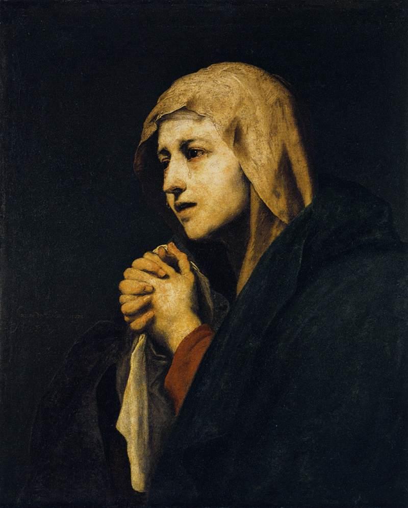 Jusepe de Ribera, Mater dolorosa