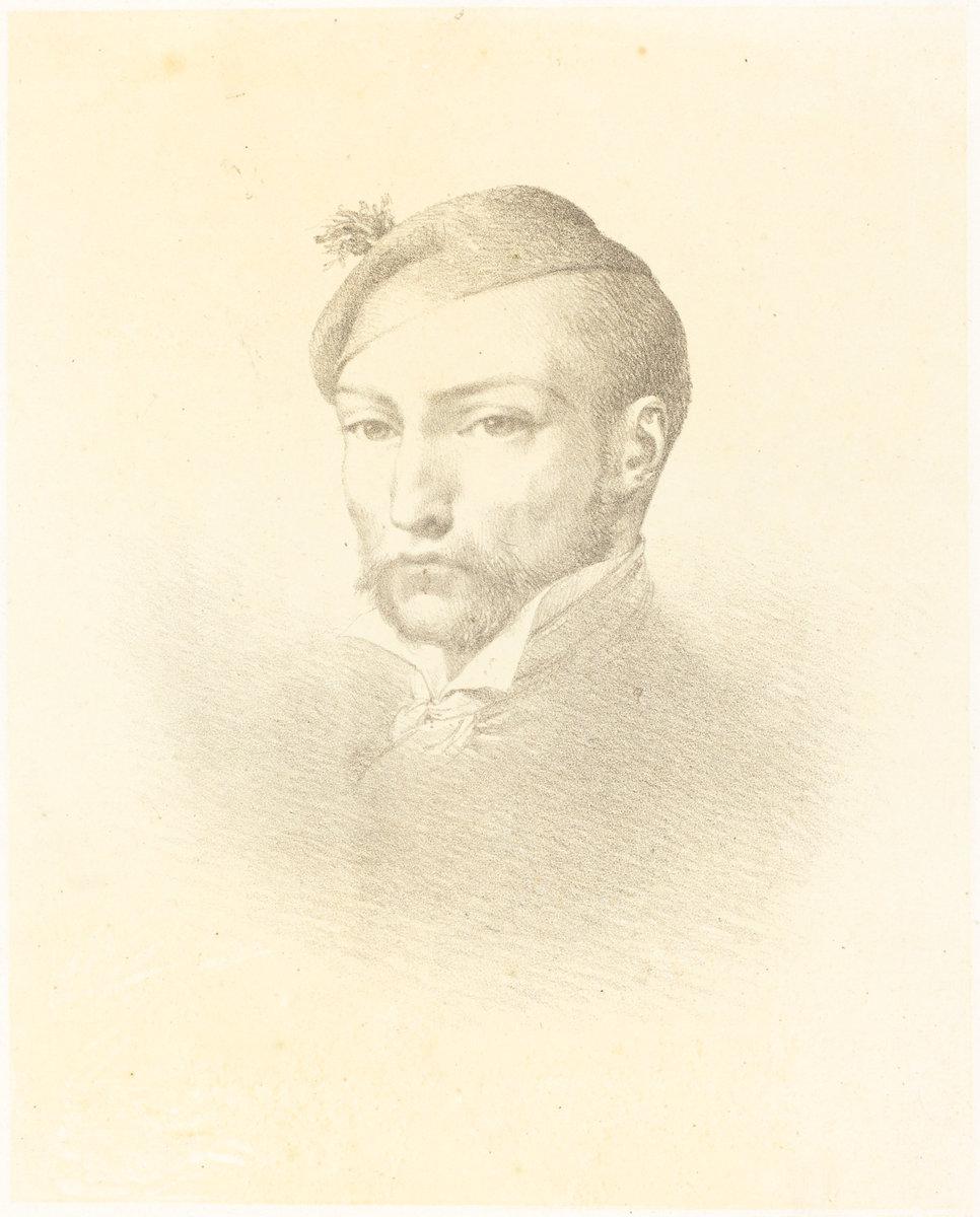 Léon Cogniet, Théodore Géricault