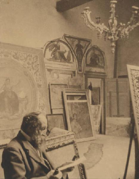Luigi Conconi (foto di Emilio Sommariva), 1915-1917