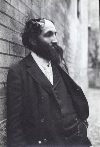 Foto del pittore Luigi Conconi