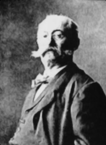 Paul Désiré Trouillebert, ritratto fotografico