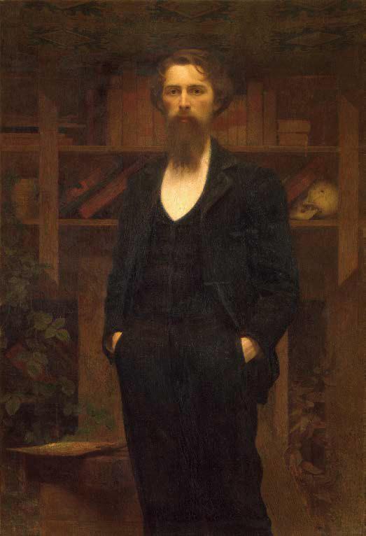 Giuseppe Pellizza da Volpedo, Autoritratto, 1899