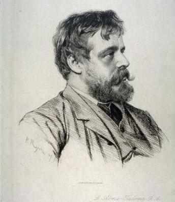 Rajon, Lawrence Alma-Tadema