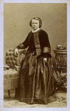 Rosa Bonheur, foto Disderi