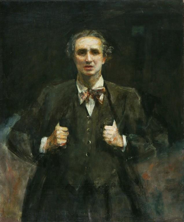 Guido Tallone, Autoritratto, 1937