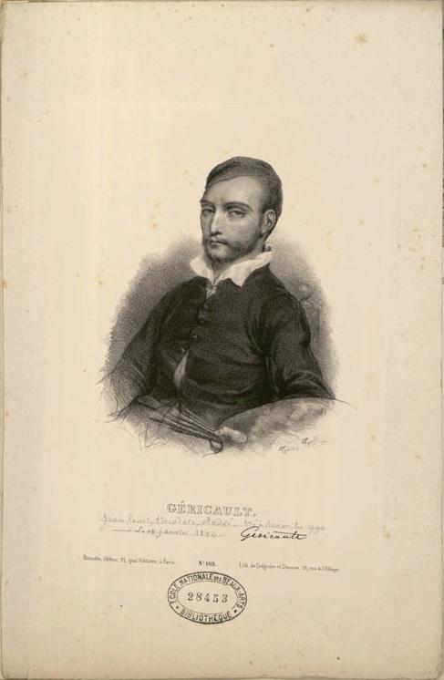 Toullion, Théodore Géricault