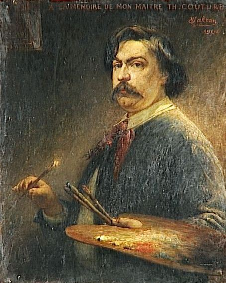 Valton, Thomas Couture [1904]