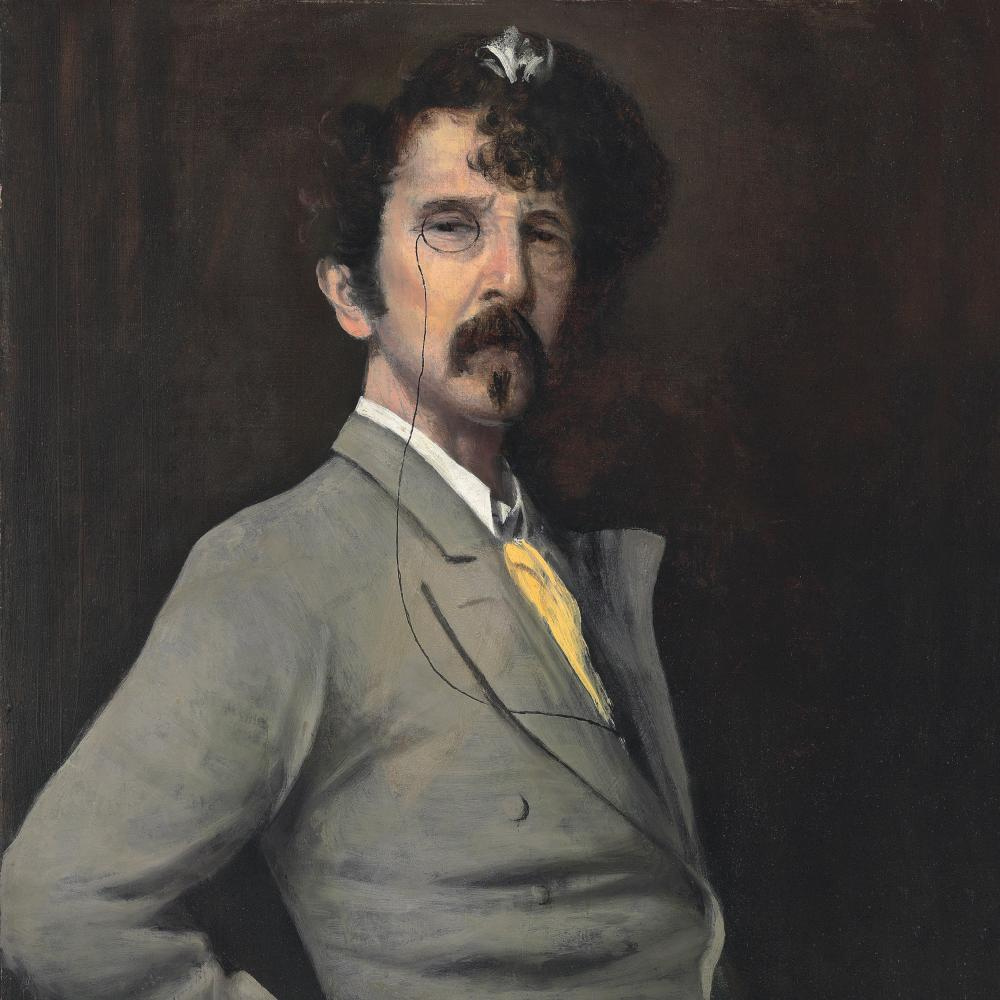 Walter Greaves, James Abbot McNeill Whistler