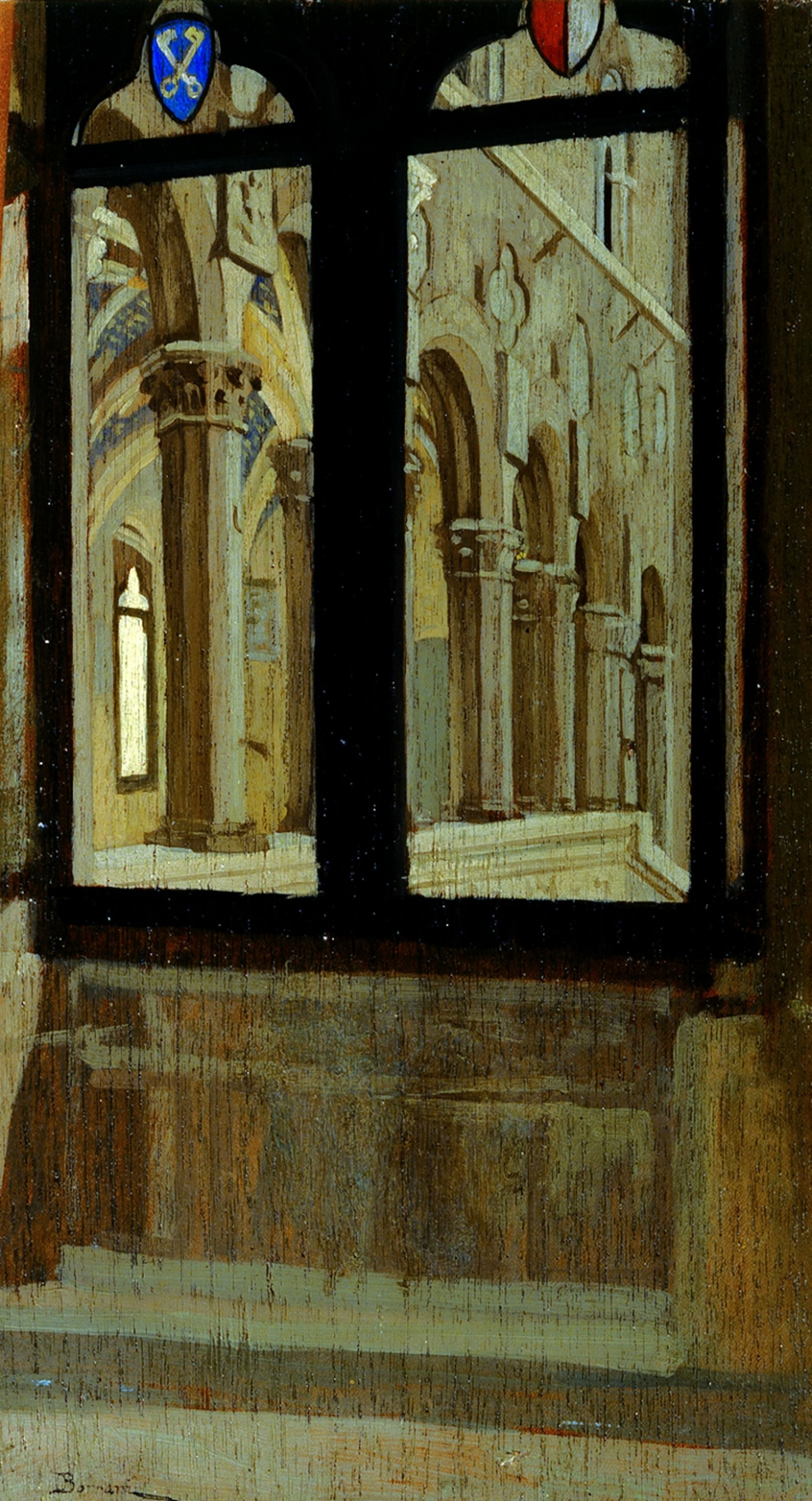 Interno del bargello arte for Interno d autore