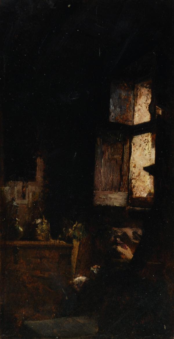 La luce attraverso la finestra arte - Libro la luce alla finestra ...