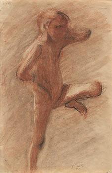 nudo di ragazza