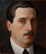 Angelo Barabino, Autoritratto