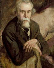 Émile Bernard, Autoritratto