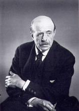 Jacques-Emile Blanche (foto di Man Ray)