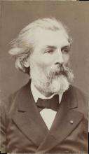 Ferdinand Mulnier, Foto di Jules Dupré, ante 1889, Bibliothèque Nationale de France, P. n° 2571