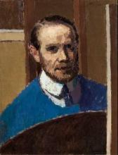 Oscar Ghiglia, Autoritratto
