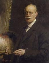 Giacomo Grosso, Autoritratto