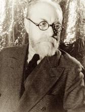 Henri Matisse, foto del 20 maggio 1933