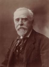 Léon Augustin Lhermitte, foto di Nadar