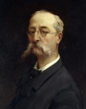 Paul Desirée Trouillebert, Auroritratto
