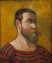 Jan Verkade, Autoritratto