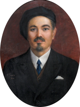 Vincenzo Caprile, Autoritratto [1914]