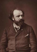 Zacharie Astruc, ritratto fotografico