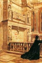 Abbati, La cappella di San Tommaso d'Aquino in San Domenico Maggiore | The chapel of San Tommaso d'Aquino in San Domenico Maggiore