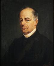 Francesco Saverio Altamura, Ritratto di Carlo Poerio, 1867