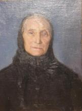 Anna Ancher, Ritratto della madre