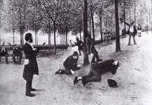 Jean Béraud, I pazzi | Les fous, 1885
