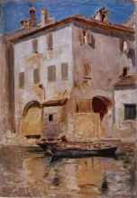 Vincenzo Caprile, Venezia