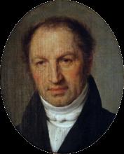 Giovanni Carnovali (detto il Piccio), Ritratto del signor Cattadori, Museo Civico Ala Ponzone, Cremona, Italia