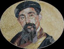 Giovanni Carnovali (detto il Piccio), Ritratto di Vittore Tasca