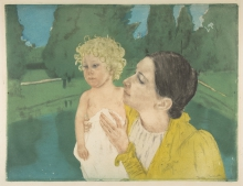 Cassatt, By the pond.jpg