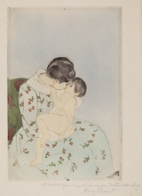 Cassatt, Mother's kiss.jpg