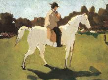 D'Ancona, Uomo a cavallo.png