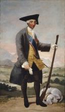 Goya, Carlo III, cacciatore.jpg